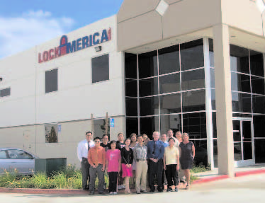 The LAI Group Team - Lock America