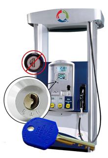 Gas Pump Dispenser Locks Gas Pump Locks Gas Pump