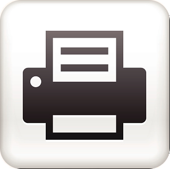 page print icon