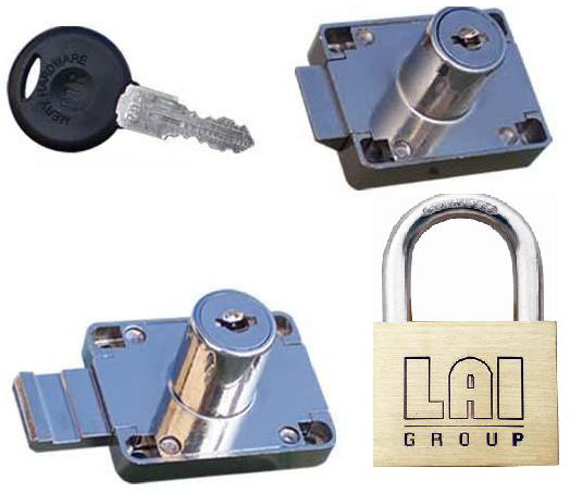 Cabinet Locks and Keys